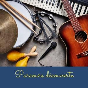 Parcours découverte musicale