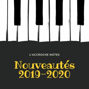 Rentrée 2019-2020 : les nouveautés